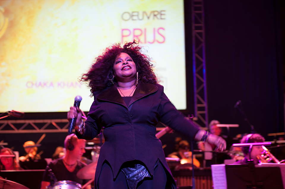 Chaka Khan | Edison Jazz World