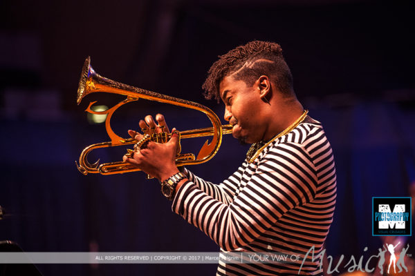 Christian Scott | Edison World Jazz